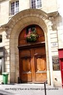 Paris V (75)- Rue De La Montagne Sainte-Geneviève (Edition à Tirage Limité) - Paris (05)