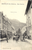 Briançon - Ste Catherine - Rue Centrale -ed. Durand-Savoyat - Briancon
