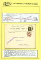 BELGIQUE COB 140+214 SUR LETTRE EXPRES 30/10/1922 DE BRUXELLES VERS VERVIERS  (DD) DC-3911 - 1921-1925 Petit Montenez
