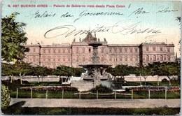 ARGENTINE - BUENOS AIRES - Palacio De Goblerno - Argentine