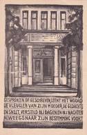 Nederland - Entier Postal Stationery - Hoofdbestuur Der P.T.T. - Cachet Conférence Postale  - 1927 - Entiers Postaux