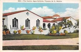 182A The Casino Agua Caliente Tijuana B.C. Mexico - Mexique