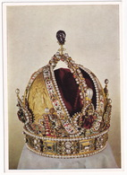 Die Krone Kaiser Rudolphs II, Österreichische Kaiserkrone, 1602 - Wien Kunsthistorisches Museum, Weltliche Schatzkammer - Museos
