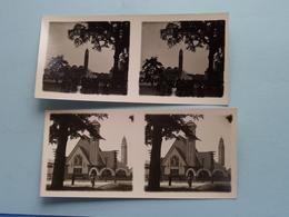 WERELDTENTOONSTELLING Antwerpen 1930 ( Série N° 403 ) ANTWERP Stéréo - Ch. DU HOUX ( Zie / Voir Photos ) ! - Photos Stéréoscopiques