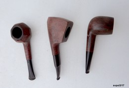 Lot 3  Pipes Courtes  - Occasion - Heather Pipes