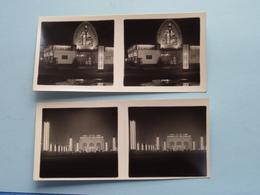 WERELDTENTOONSTELLING Antwerpen 1930 ( Série N° 406 ) ANTWERP Stéréo - Ch. DU HOUX ( Zie / Voir Photos ) ! - Photos Stéréoscopiques