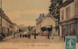 DELLE Faubourg D'Alsace.....502 - Delle