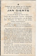 Galmaarden, Edingen, Enghien, 1956, Jan Gierts, - Images Religieuses