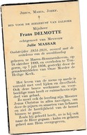 Haren-Bommershoven, Tongeren, 1956, Frans Delmotte, Massar - Devotion Images