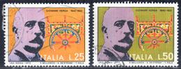 Italia 1972 Lotto 28 Valori (vedi Descrizione) - 1971-80: Usados