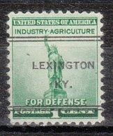 USA Precancel Vorausentwertung Preo, Locals Kentucky, Lexington 247 - Vereinigte Staaten