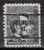 USA Precancel Vorausentwertung Preo, Locals Kentucky, Lexington 259 - Vereinigte Staaten