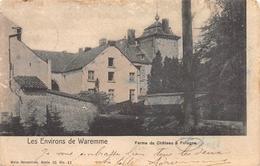 Les Environs De Waremme - Ferme Du Château à Fologne Heers - Heers
