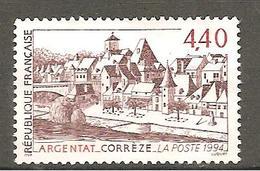 FRANCE 1994 Y T N ° 2894 Oblitéré - Usados