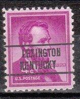 USA Precancel Vorausentwertung Preo, Locals Kentucky, Lexington 263 - Vereinigte Staaten
