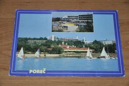 11744-  POREC, HOTEL ALBATROS - Kroatië