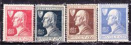 Italia 1927-Volta  Serie Completa Nuova MH - Nuevos