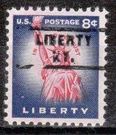 USA Precancel Vorausentwertung Preo, Locals Kentucky, Liberty 743 - Vereinigte Staaten