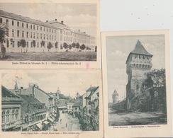 19 / 8 / 447. -  3. CPA. DE SIBIU - Rumänien