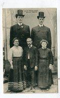 CPA  :  Les 2 Géants HUGO   Avec Leur Famille   VOIR  DESCRIPTIF §§§ - Famous People
