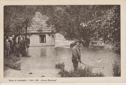 19 / 8 / 448. -  SASCA - MONTANA -  INNONDATION  DE JUILLET. 1926. - - Rumänien