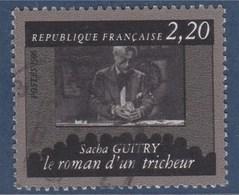 = Cinquantenaire De La Cinémathèque Française, Sacha Guitry, Le Roman D'un Tricheur, 2f20 N°2435 Oblitéré - Usados