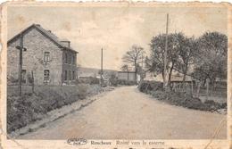 Route Vers La Caserne - Rencheux - Vielsalm