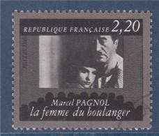 = Cinquantenaire De La Cinémathèque Française, Marcel Pagnol, La Femme Du Boulanger, 2f20 N°2437 Oblitéré - Usados