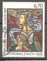 FRANCE 1999 Y T N ° 3254 Oblitéré  Cachet Rond - Usados