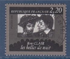 = Cinquantenaire De La Cinémathèque Française, René Clair, Les Belles De Nuit, 2f20 N°2439 Oblitéré - Usados