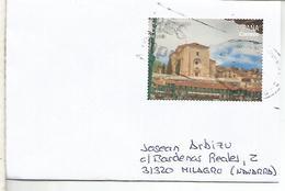 CC SELLO PUEBLOS CON ENCANTO CHINCHON MADRID - Monumentos