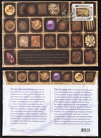 CHOCOLAT - CACAO - COCOA - CHOCOLATE / 2007 CANADA ENTIER POSTAL PRIVE ILLUSTRE (ref 1234) - Levensmiddelen