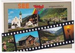 See 1050 M - Paznauntal - (Tirol, Dachgarten Europas) - Landeck