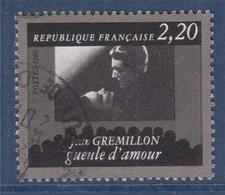 = Cinquantenaire De La Cinémathèque Française, Jean Grémillon, Gueule D'Amour, 2f20 N°2440 Oblitéré - Usados
