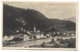 LAUFEN Bei BAD ISCHL - AUSTRIA, STENGEL & Co. Year 1911 - Bad Ischl