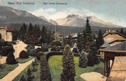 Tatra Also Tatrafüred Bad Unter Schmecks - Hongrie
