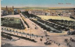 MALTA Floriana Postcard - Malte