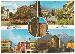 Liebe Grüße Aus Lienz - Motive Aus Der Dolomitenstadt Lienz  - (Osttirol) - Lienz