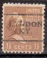 USA Precancel Vorausentwertung Preo, Locals Kentucky, Lyndon 701 - Vereinigte Staaten