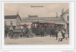 REMIREMONT : Le Train Renard - Très Bon état - Remiremont