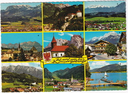 Rund Um Das Kaisergebirge - (Tirol) - St. Johann In Tirol