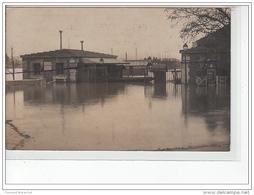PARIS - Inondations 1910 - Porte De Billancourt - Carte Photo - Très Bon état - Inondations De 1910