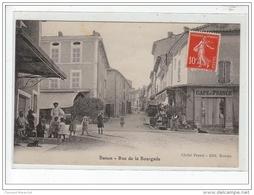 BANON - Rue De La Bourgade - Très Bon état - France