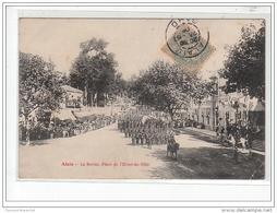 ALAIS - La Revue, Place De L'Hôtel De Ville - Très Bon état - Alès