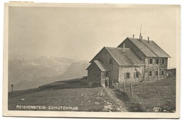 REICHENSTEIN SCHUTZHAUS - LEOBEN  AUSTRIA, Year 1923 - Leoben