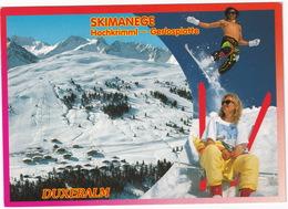 Skimanege - Hochkremml-Gerlosplatte, 1640-2040 M: Duxeralm - SKI - Zillertal
