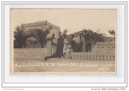 DIGNE : Carte Photo De La Mi-carême 1922 - La Mosquée - Très Bon état - Digne