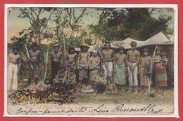 AMERIQUE - ARGENTINE Indios Del Chaco - Argentine