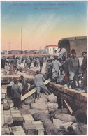 SALONIQUE. Soldats Français Débarquant Des Marchandises. 132 - Griekenland
