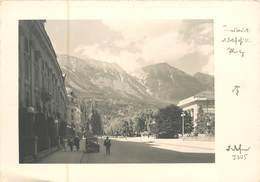 Autriche - Carte Photo A.Defner Innsbruck      Réf 7042 - Innsbruck